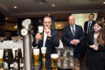 """Лидское пиво"" вывело на рынок пиво премиум-сегмента Warsteiner Premium Verum"