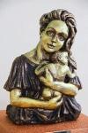 В Лиде открыли памятник маме