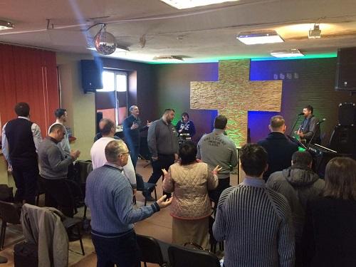 В Лиде вскоре откроют церковь ХПЕ «Новая жизнь»