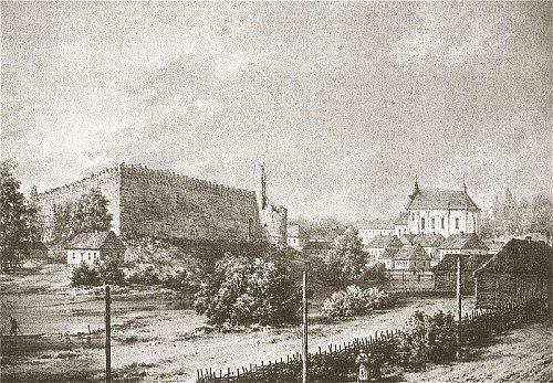 Замок Гедимина