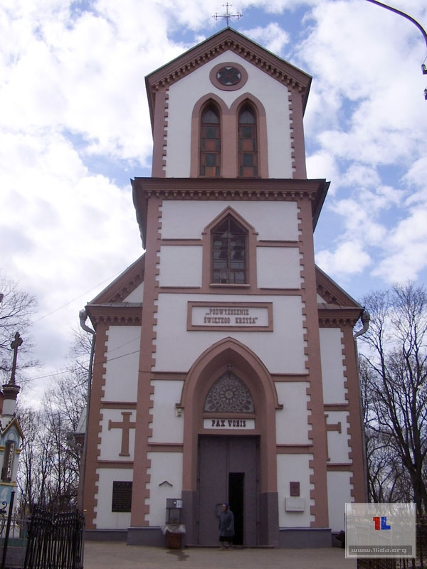 Костел Святого креста